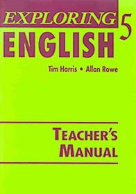 """<font title=""""Exploring English Level 5 : Teacher"""