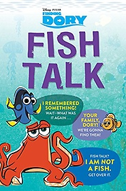 Finding Dory: Fish Talk (Hardcover)