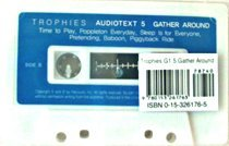 Harcourt Trophies Grade1-5 Gather Around - Audiotext (Tape/ 교재별매)