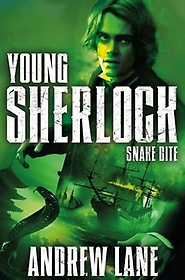 "<font title=""Young Sherlock Holmes #5: Snake Bite (Paperback)"">Young Sherlock Holmes #5: Snake Bite (Pa...</font>"