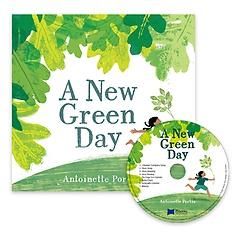 노부영 A New Green Day (Hardcover+CD)