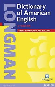 "<font title=""Longman Dictionary of American English (Paperback+CD-ROM)"">Longman Dictionary of American English (...</font>"