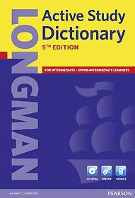 "<font title=""Longman Active Study Dictionary (Paperback+CD-ROM/ 5th Ed.)"">Longman Active Study Dictionary (Paperba...</font>"