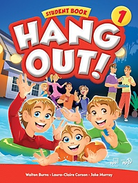 """<font title=""""Hang Out! 1: Student Book (Paperback+MP3 CD)"""">Hang Out! 1: Student Book (Paperback+MP3...</font>"""