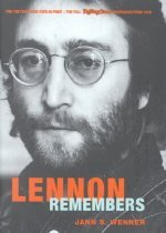 Lennon Remembers (Hardcover)