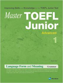 """<font title=""""Master TOEFL Junior Advanced 1 - Language Form and Meaning Grammar"""">Master TOEFL Junior Advanced 1 - Languag...</font>"""