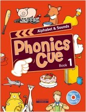 Phonics Cue 1 : Student Book (Paperback+CD)
