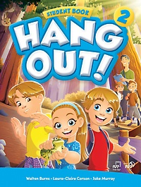 """<font title=""""Hang Out! 2: Student Book (Paperback+MP3 CD)"""">Hang Out! 2: Student Book (Paperback+MP3...</font>"""