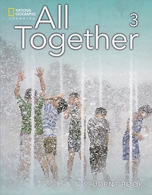 All Together Student Book Level 3 (with Audio CD)