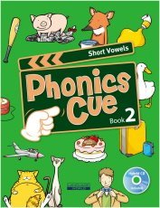 Phonics Cue 2 : Student Book (Paperback+CD)