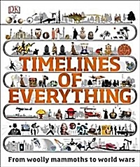 Timelines of Everything (Hardcover)