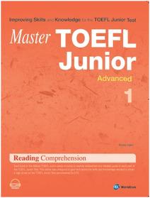 """<font title=""""Master TOEFL Junior Advanced 1 - Reading Comprehension"""">Master TOEFL Junior Advanced 1 - Reading...</font>"""