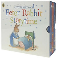 Beatrix Potter 6 Book Bag