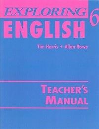 """<font title=""""Exploring English Level 6  : Teacher"""