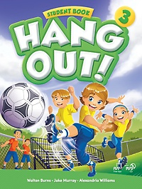 """<font title=""""Hang Out! 3: Student Book (Paperback+MP3 CD)"""">Hang Out! 3: Student Book (Paperback+MP3...</font>"""