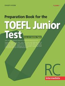 "<font title=""Preparation Book for the TOEFL Junior Test - Intermediate RC"">Preparation Book for the TOEFL Junior Te...</font>"