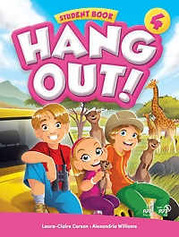 """<font title=""""Hang Out! 4: Student Book (Paperback+MP3 CD)"""">Hang Out! 4: Student Book (Paperback+MP3...</font>"""