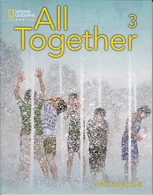 All Together Workbook Level 3 (with Audio CD)