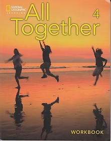 All Together Workbook Level 4 (with Audio CD)