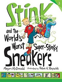 """<font title=""""Stink and the World"""