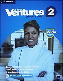 Ventures 3/e SB 2 DVP