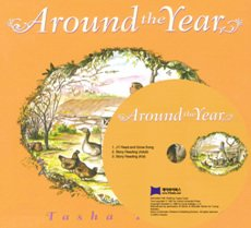 [������] Around the Year (Hardcover+CD)