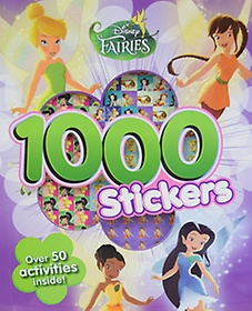 "<font title=""Disney Fairies: 1000 Stickers (Paperback)"">Disney Fairies: 1000 Stickers (Paperback...</font>"