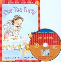 Our Tea Party - Scholastic Hello Reader CD Set 1-13 (Paperback+Audio CD)