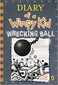 "<font title=""Diary of a Wimpy Kid #14 : Wrecking Ball (미국판)"">Diary of a Wimpy Kid #14 : Wrecking Ball...</font>"