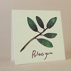 라이프스토리 미니 카드 3 - 축복