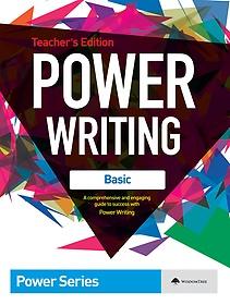 "<font title=""파워 라이팅 베이직 Power Writing Basic - Teacher"