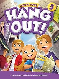 """<font title=""""Hang Out! 5: Student Book (Paperback+MP3 CD)"""">Hang Out! 5: Student Book (Paperback+MP3...</font>"""