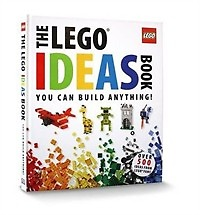 """<font title=""""The LEGO (R) Ideas Book : You Can Build Anything! (Hardcover) """">The LEGO (R) Ideas Book : You Can Build ...</font>"""