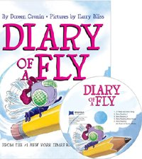 [베오영]Diary of a Fly (Hardcover+ CD)