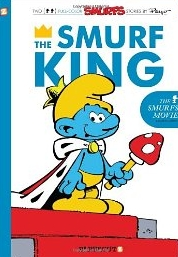 """<font title=""""The Smurfs #3: The Smurf King (Paperback)"""">The Smurfs #3: The Smurf King (Paperback...</font>"""