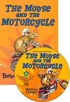 "<font title=""The Mouse and the Motorcycle (Book + Audio CD:2)"">The Mouse and the Motorcycle (Book + Aud...</font>"