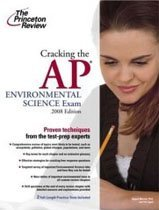 """<font title=""""Cracking the AP Environmental Science Exam, 2008 Edition (College Test Prep) (Paperback)"""">Cracking the AP Environmental Science Ex...</font>"""