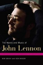 The Words and Music of John Lennon (Hardcover)