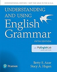 Understanding and Using English Grammar, Sb with Mylab English - International Edition (Paperback/ 5th Ed)