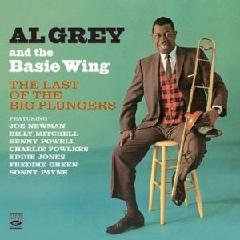 Al Grey - The Last Of The Big Plungers/The Thinking Man's Trombone (2 On 1CD)
