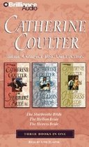 """<font title=""""Catherine Coulter Bride CD Collection: The Sherbrooke Bride/The Hellion Bride/The Heiress Bride (CD/ 도서별매) """">Catherine Coulter Bride CD Collection: T...</font>"""