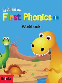 "<font title=""SPOTLIGHT ON FIRST PHONICS 1: WORKBOOK (Paperback)"">SPOTLIGHT ON FIRST PHONICS 1: WORKBOOK (...</font>"