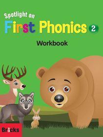 "<font title=""SPOTLIGHT ON FIRST PHONICS 2: WORKBOOK (Paperback)"">SPOTLIGHT ON FIRST PHONICS 2: WORKBOOK (...</font>"