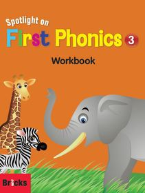 "<font title=""SPOTLIGHT ON FIRST PHONICS 3: WORKBOOK (Paperback)"">SPOTLIGHT ON FIRST PHONICS 3: WORKBOOK (...</font>"