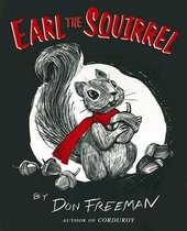 Earl the Squirrel (Paperback)