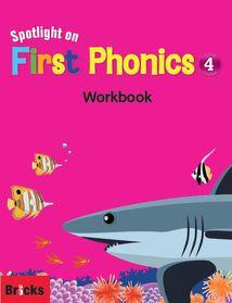 "<font title=""SPOTLIGHT ON FIRST PHONICS 4: WORKBOOK (Paperback)"">SPOTLIGHT ON FIRST PHONICS 4: WORKBOOK (...</font>"