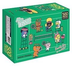 "<font title=""카카오프렌즈 직소 퍼즐 500 - 플레이 테니스"">카카오프렌즈 직소 퍼즐 500 - 플레이 테니...</font>"
