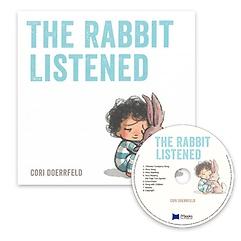 노부영 The Rabbit Listened(Hardcover+CD)
