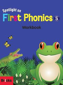 "<font title=""SPOTLIGHT ON FIRST PHONICS 5: WORKBOOK (Paperback)"">SPOTLIGHT ON FIRST PHONICS 5: WORKBOOK (...</font>"