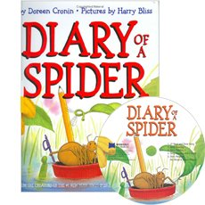 [������]Diary of a Spider (Hardcover+ CD)